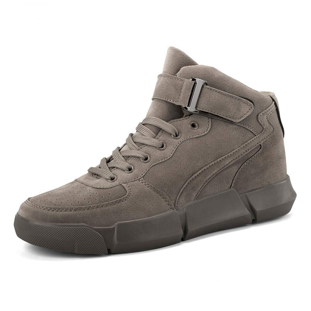 FHCGMX Stiefel Männer Männer Männer Schuhe Warme Männliche Pelzstiefel Komfortable Plüsch Lässig Kurze Schneeschuhe Schnüren Schuhe Winter b893bb