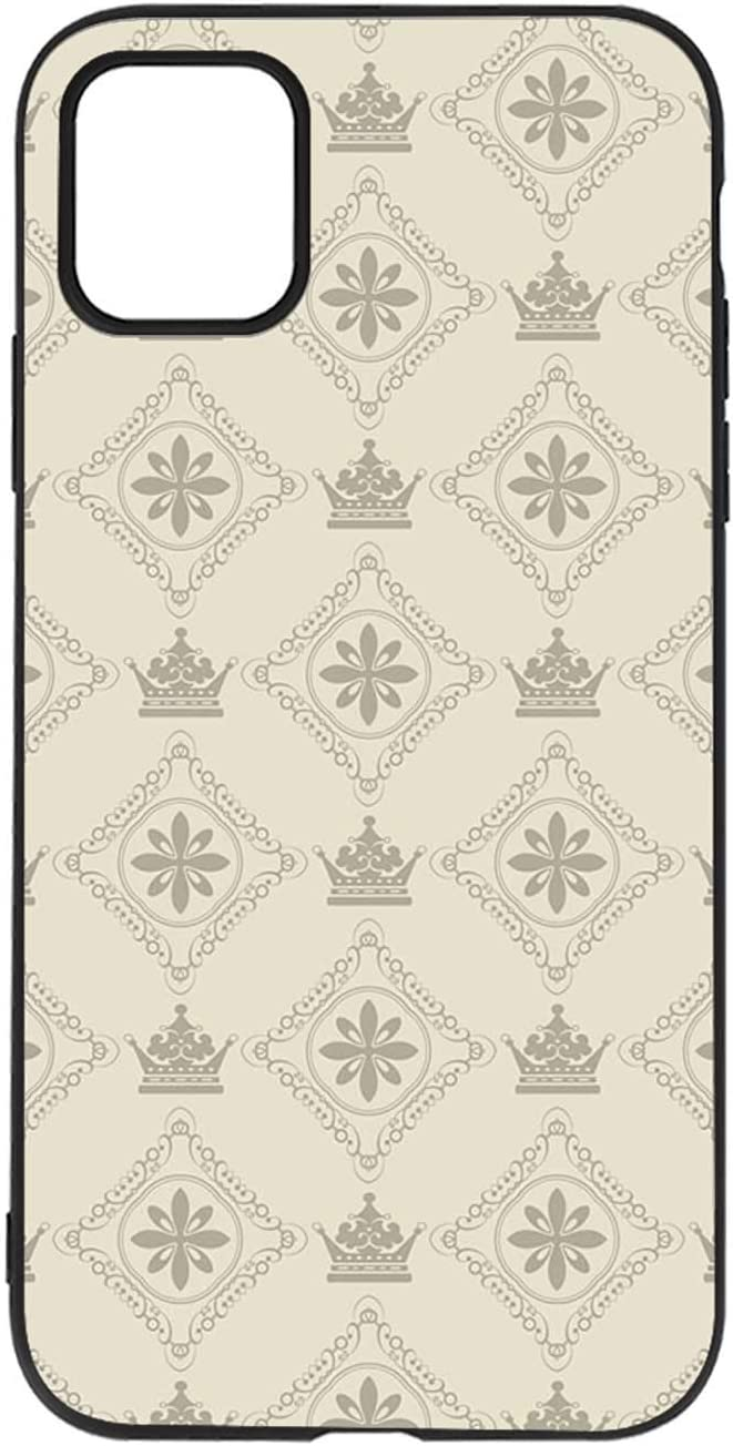 Amazon Com Vintage Background Wallpaper Seamless Pattern