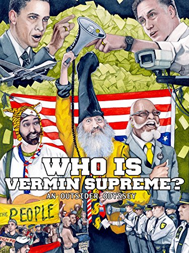 Who Is Vermin Consummate? An Outsider Odyssey