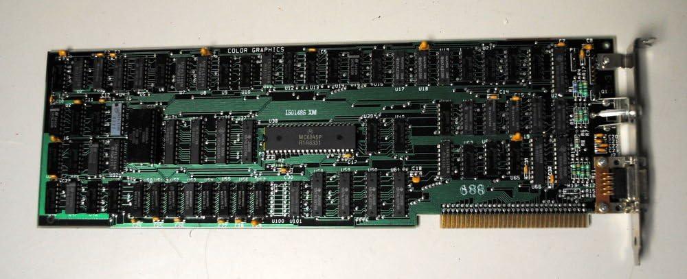 IBM 1501486XM 8-Bit Color Graphics Card