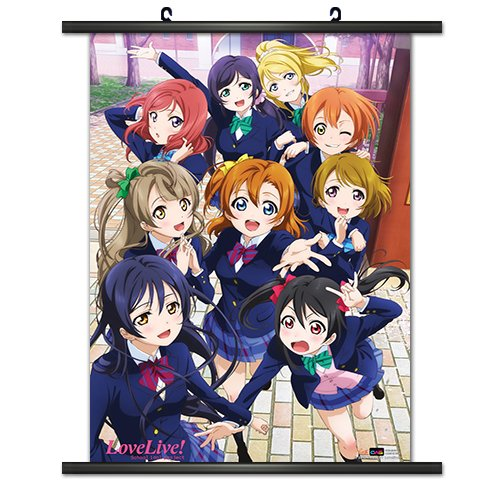 CWS Media Group Officially Licensed Love Live School Idol Pr