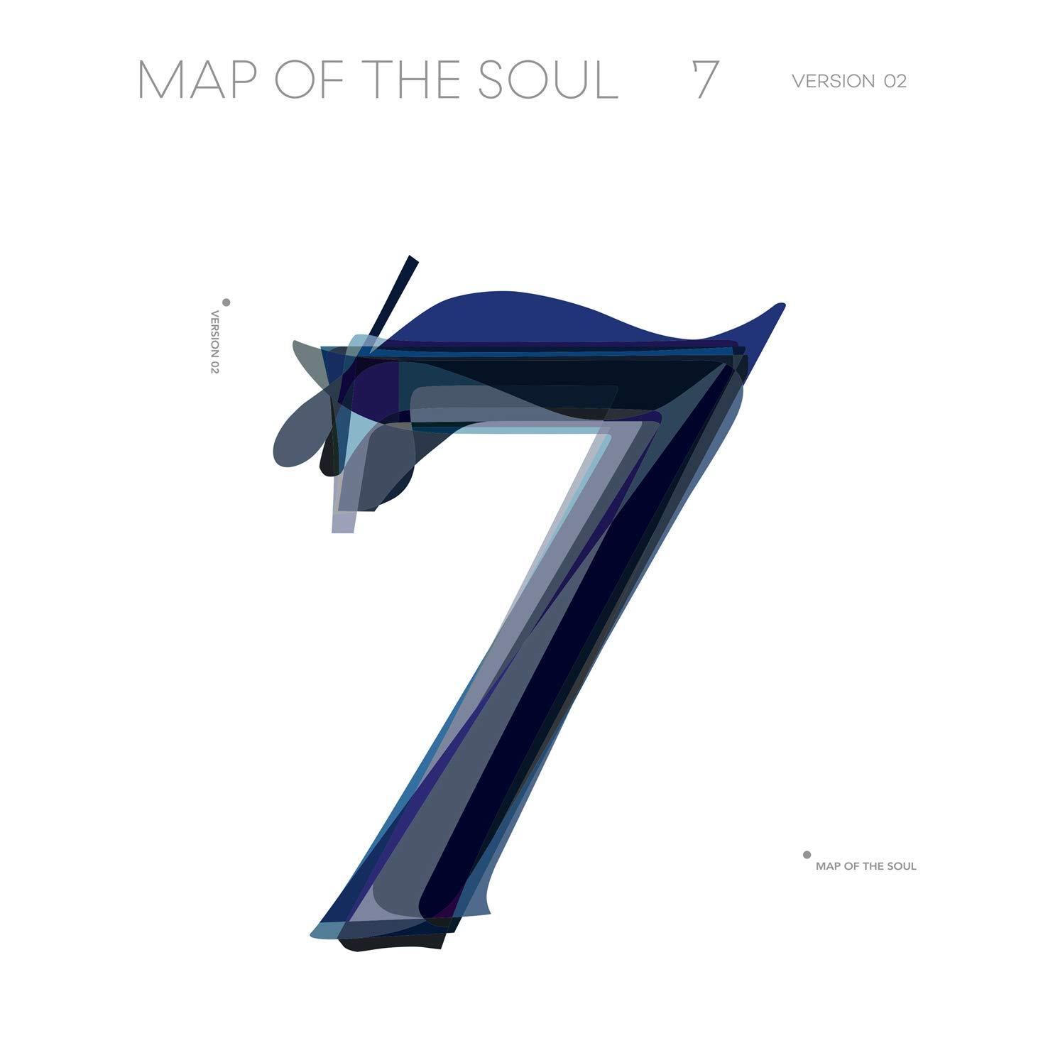 BTS - Map Of The Soul 7 (Version 2) - Amazon.com Music