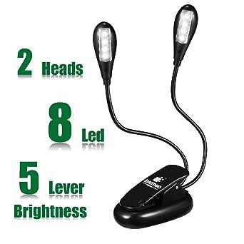 De PortableLivre Luminosité 360 Chevet2 Lampe Lumiere LecturePetite Isermeo Bureau Modes Led LampeTable Et P8n0kwO