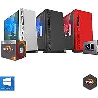 Pc gaming ryzen 3 assemblato,Ram 8gb ddr4,Ssd 240 Gb,PSU 80 plus,Radeon™ vega 8 ,desktop,Ryzen 3,Gaming ,Wi Fi Hdmi Fortnite edition Pc game Overwatch, Rocket league, Dota 2, Counter Strike