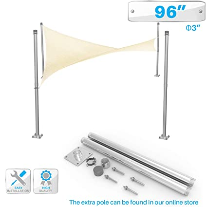 Amazon.com: Patio Paradise - Kit de accesorios de toldo para ...