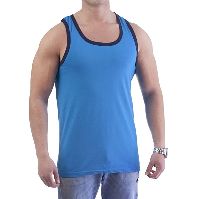 1920s Mens Clothing Fashion Mens Tank Tops Tagless $9.99 AT vintagedancer.com