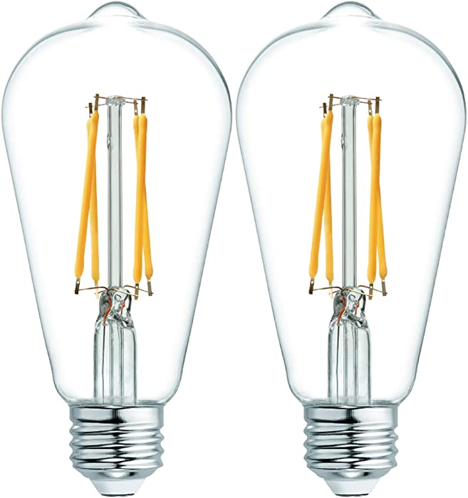 The Best Ge Vintage Style Light Bulbs