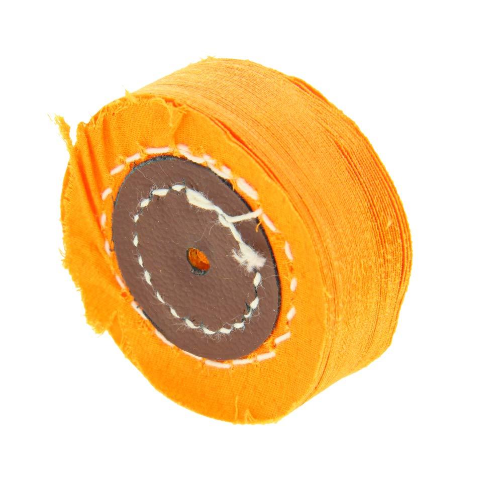 Disco Pulido Utoolmart algodón 5cm para molinillo de banco
