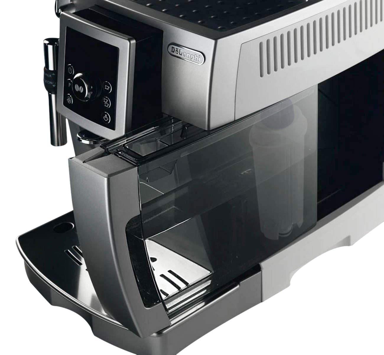 Wei/ß 2er Wasserfilter f/ür Delonghi Kaffeevollautomaten Filterpatronen Zubeh/ör kompatibel f/ür DeLonghi Kaffeemaschinen ECAM ESAM BCO EC ETAM usw