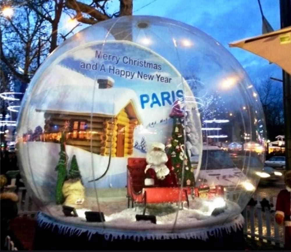 INFLATELINES Tienda de iglú de Burbujas inflables Domo ...