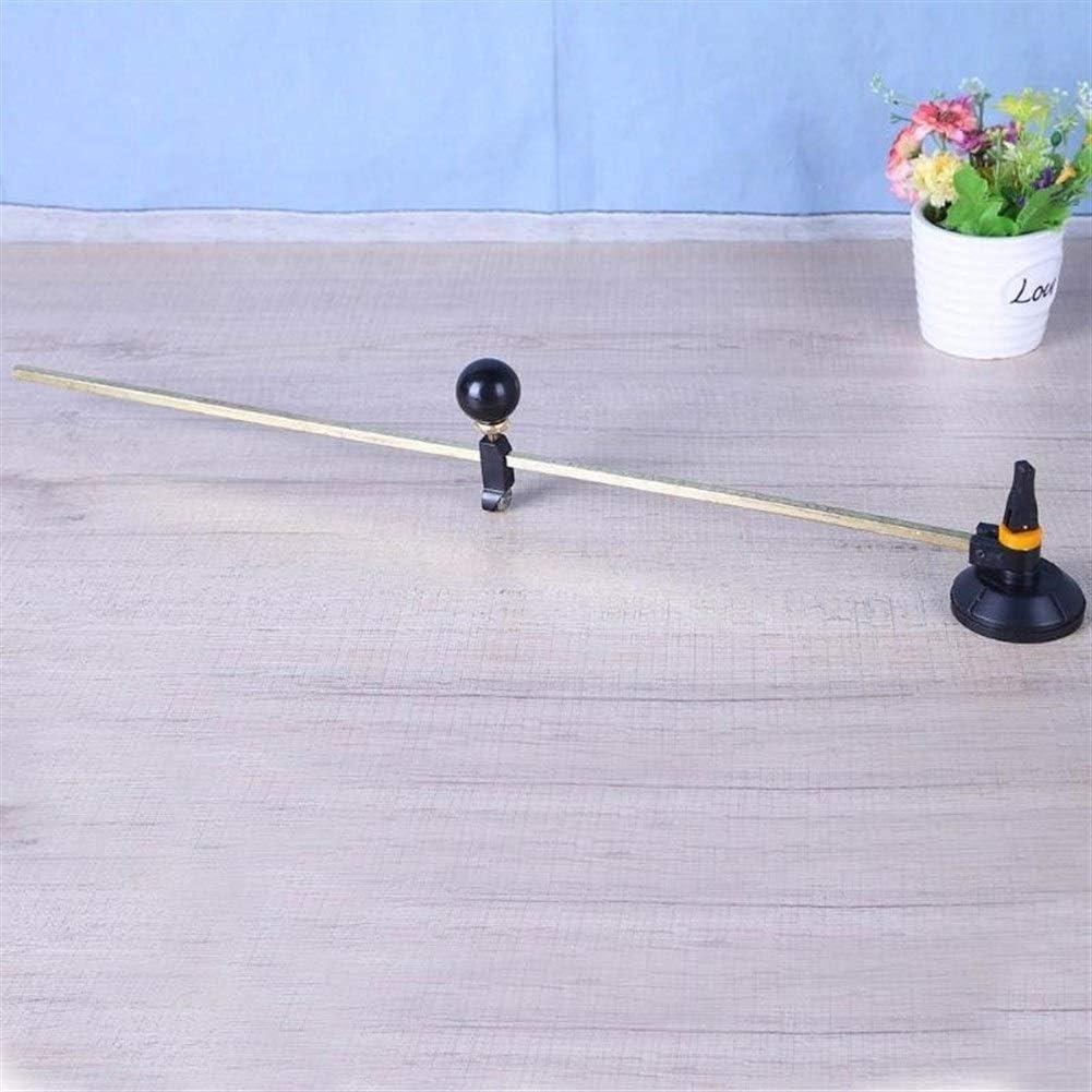 Color : 100cm 100cm Tagliavetro 6 Compassi Ruote Ventosa da Taglio Circolare for Utensile da Taglio for Vetro Circle Circle Taglio Strumento BAN SHUI JU MINSU GUANLI 40//60//80