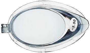 1e0b4358c50d9 Cressi Verres correcteurs - 1.5 à -6.0 pour lunettes natation Fast -  Transparent -1.5