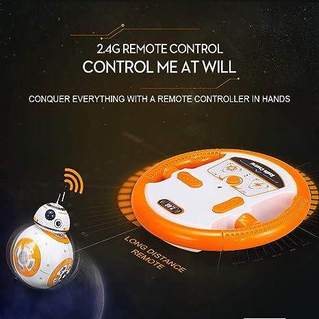 YELLOL Robot De Detección De Gestos, Control Remoto ...