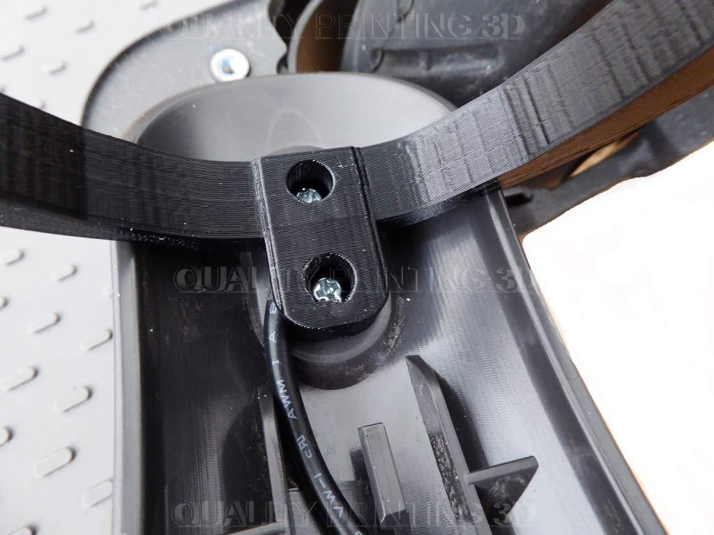 Soporte de impresión de Calidad 3D para Xiaomi Mijia M365 Modificación de Patinete, Blanco: Amazon.es: Deportes y aire libre