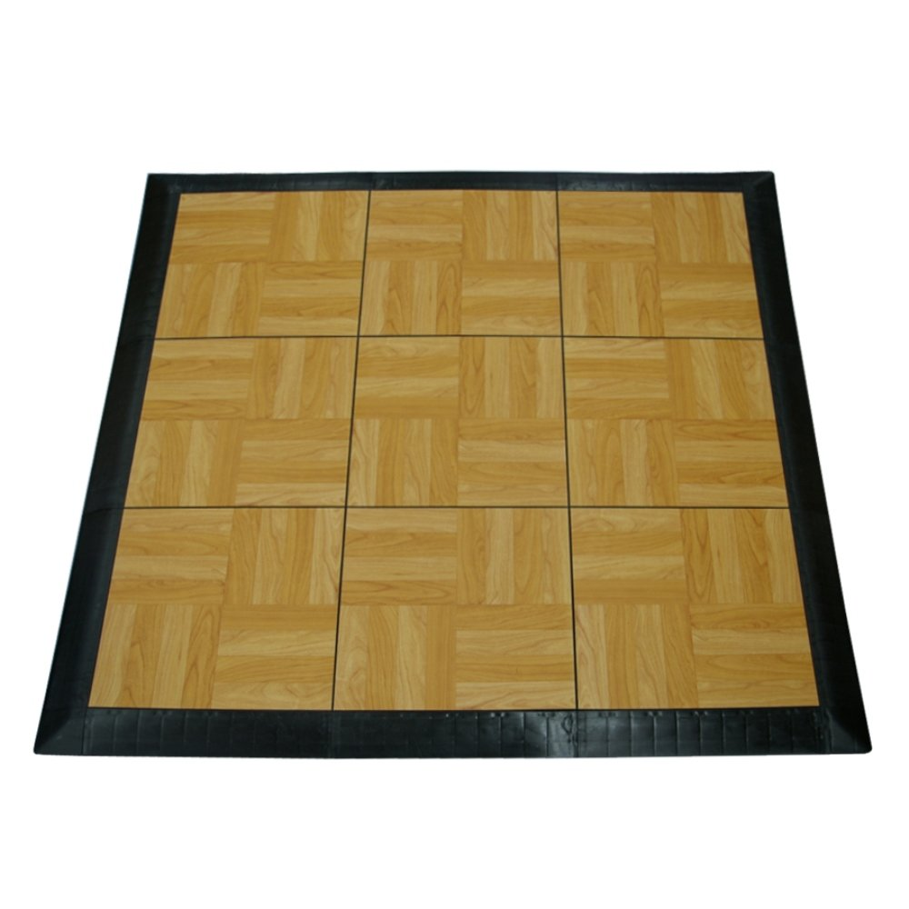 Amazon.com : Greatmats Portable Dance Floor 9 Tiles, Portable Tap Dance Kit  Light Oak : Decorative Tiles : Sports U0026 Outdoors