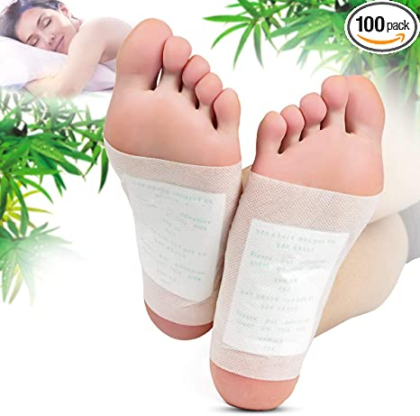 Rapid Sleeping /& Anti-Stress Relief Natural Cleansing Foot Car e Pad 1bag Takesumi Aromatic Herbal Foot Patch Dehumidification Foot Pads Detoxifying