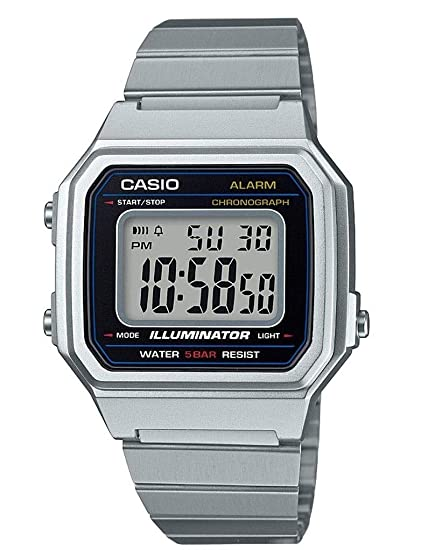Casio – Reloj Casio Collection Acero (b650wd-1aef)