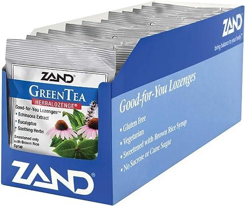 Zand Herbalozenge Echinacea Supplement