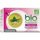 Nutrisanté Infusion Bio Dépurative 20 Sachets