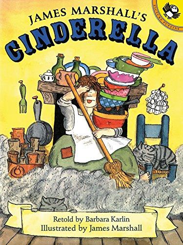 - James Marshall's Cinderella