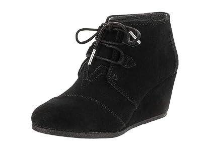 00ede1b42f4f Toms Women s Black Suede 10012955 Kala Booties  Amazon.ca  Shoes ...
