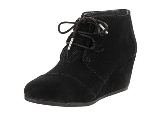 13986bd76d6 Toms Women s Black Suede 10012955 Kala Booties  Amazon.ca  Shoes ...