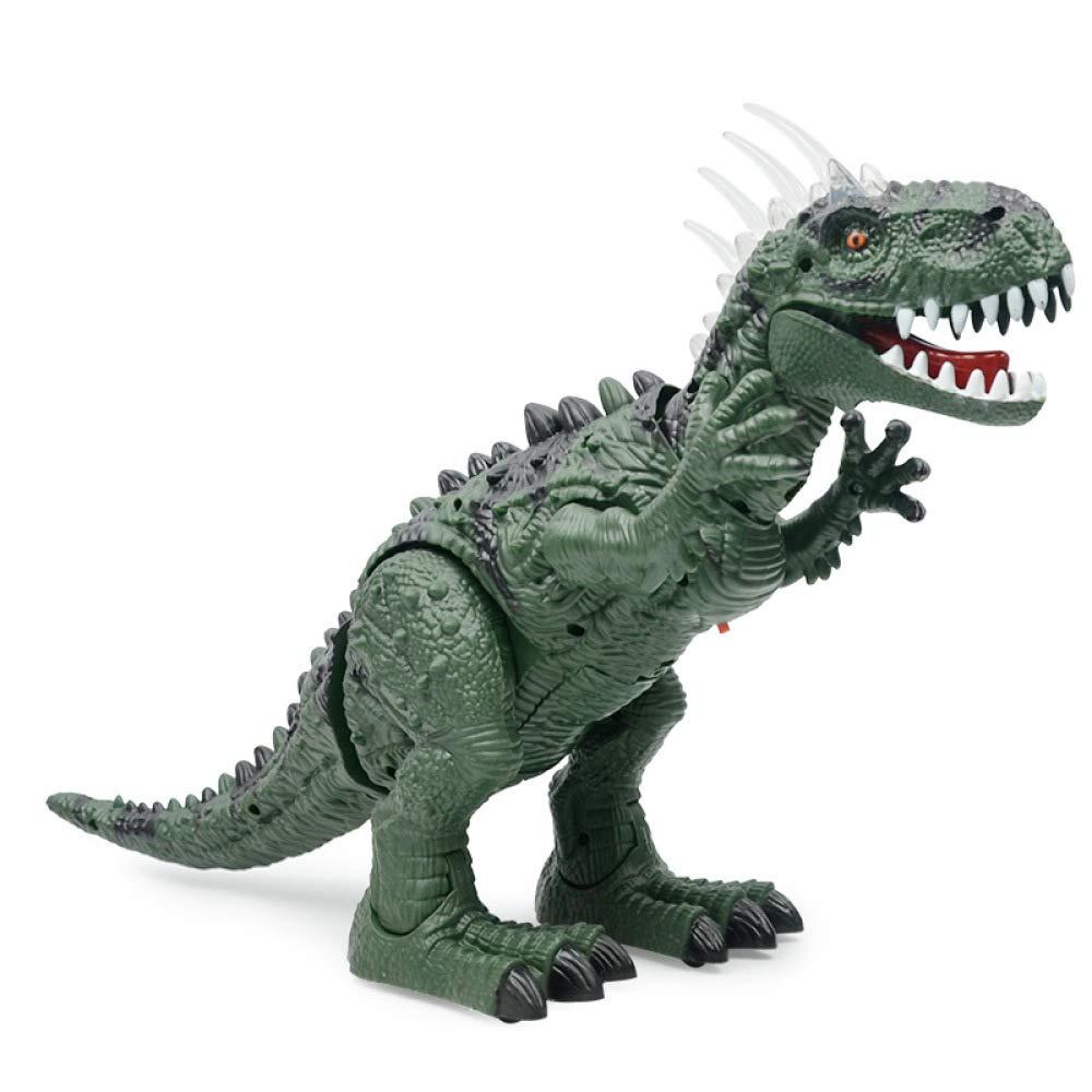 Kinder Simulation Elektrodinosaurier, Farbigere Lichter, Roar Und Projektion