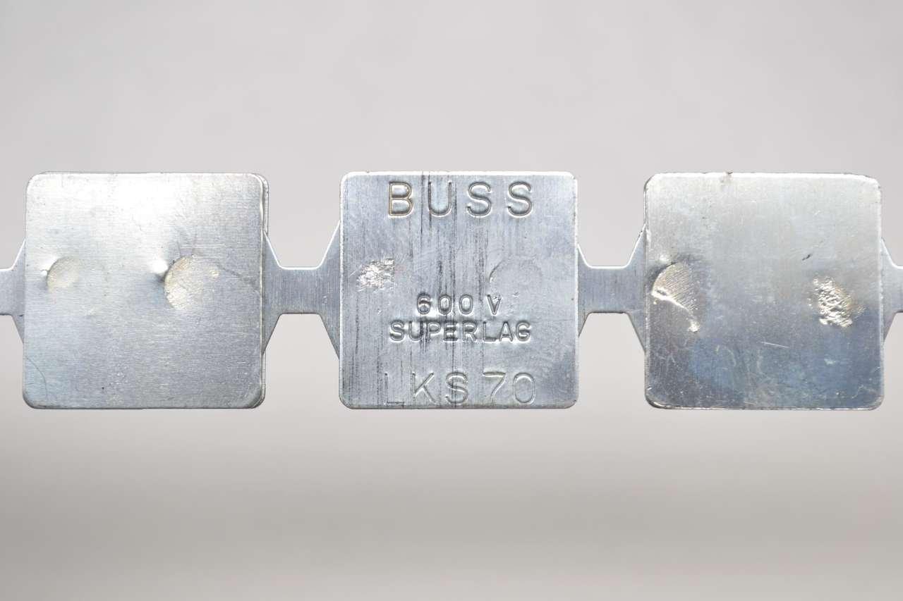 BUSSMANN LKS-70 - SUPER LAG RENEW. LINK 70/600 (Pack of 1)