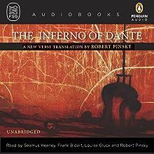 The Inferno of Dante Audiobook by Dante Alighieri, Robert Pinsky (translator) Narrated by Seamus Heaney, Frank Bidart, Louise Glück, Robert Pinsky