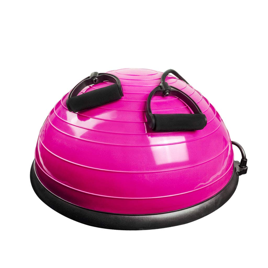 Yoga Balance Ball, Bola Pilates Balance Hemisphäre Gym Übung Fitness Trainer Explosion Ball 4 Farben