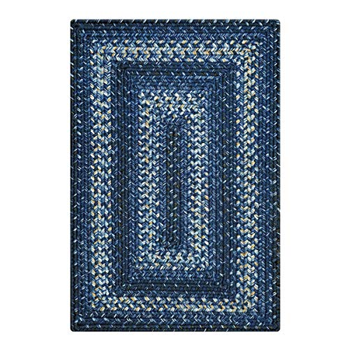 Homespice - 4 x 6' Navy Rect. by Homespice (Image #2)