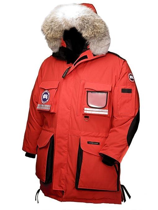 canada goose heli arctic parka review