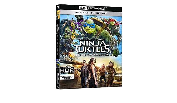 Amazon.com: Tartarughe Ninja 2 - Fuori DallOmbra (Blu-Ray ...