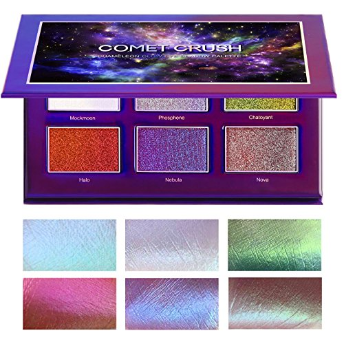 SYZYGY Eyeshadow Palette, Duochrome Highlighter Eye Makeup P