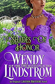 Shades of Honor (Grayson Brothers Book 1) by [Lindstrom, Wendy]