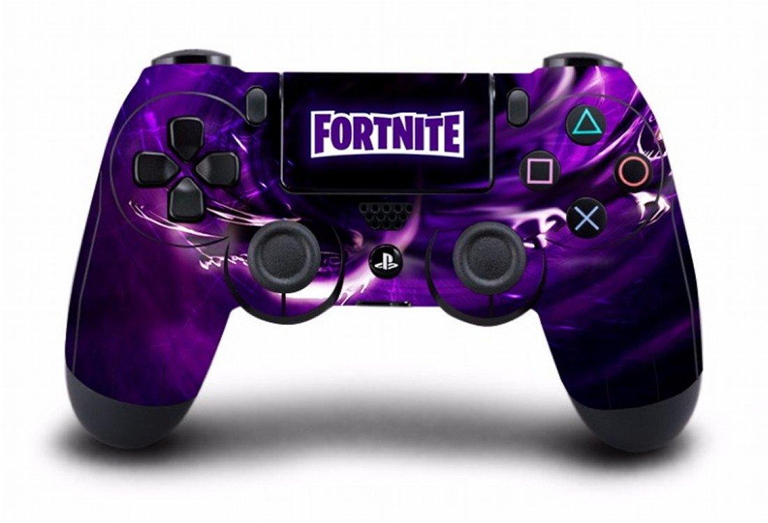 ARUNDEL SERVICES EU 1 Pieza Juego Fortnite Etiqueta engomada de la Piel PS4 Calcomanía de Vinilo para Sony PS4 Playstation 4 para Dualshock 4 Game ...