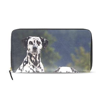 Amazon.com: Carteras para mujer Dalmatian perro en la ...