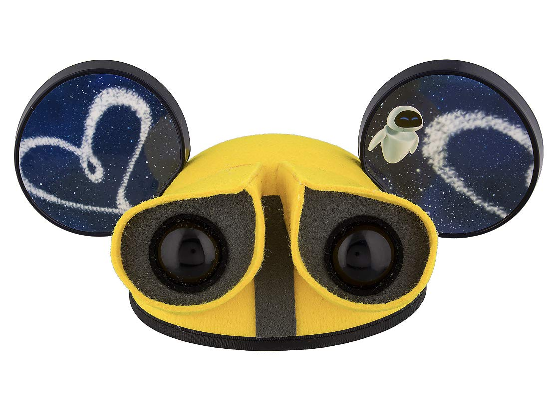 Disney Parks Wall-E Mickey Mouse Ears Hat Adult Size