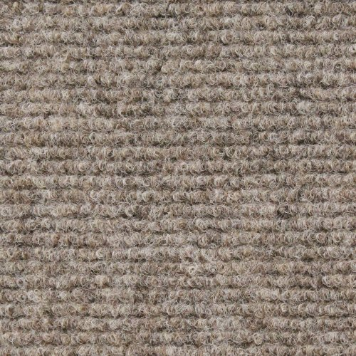 Indoor/Outdoor Carpet with Rubber Marine Backing - Brown 6' x 15' - Several Sizes Available - Carpet Flooring for Patio, Porch, Deck, Boat, Basement or Garage