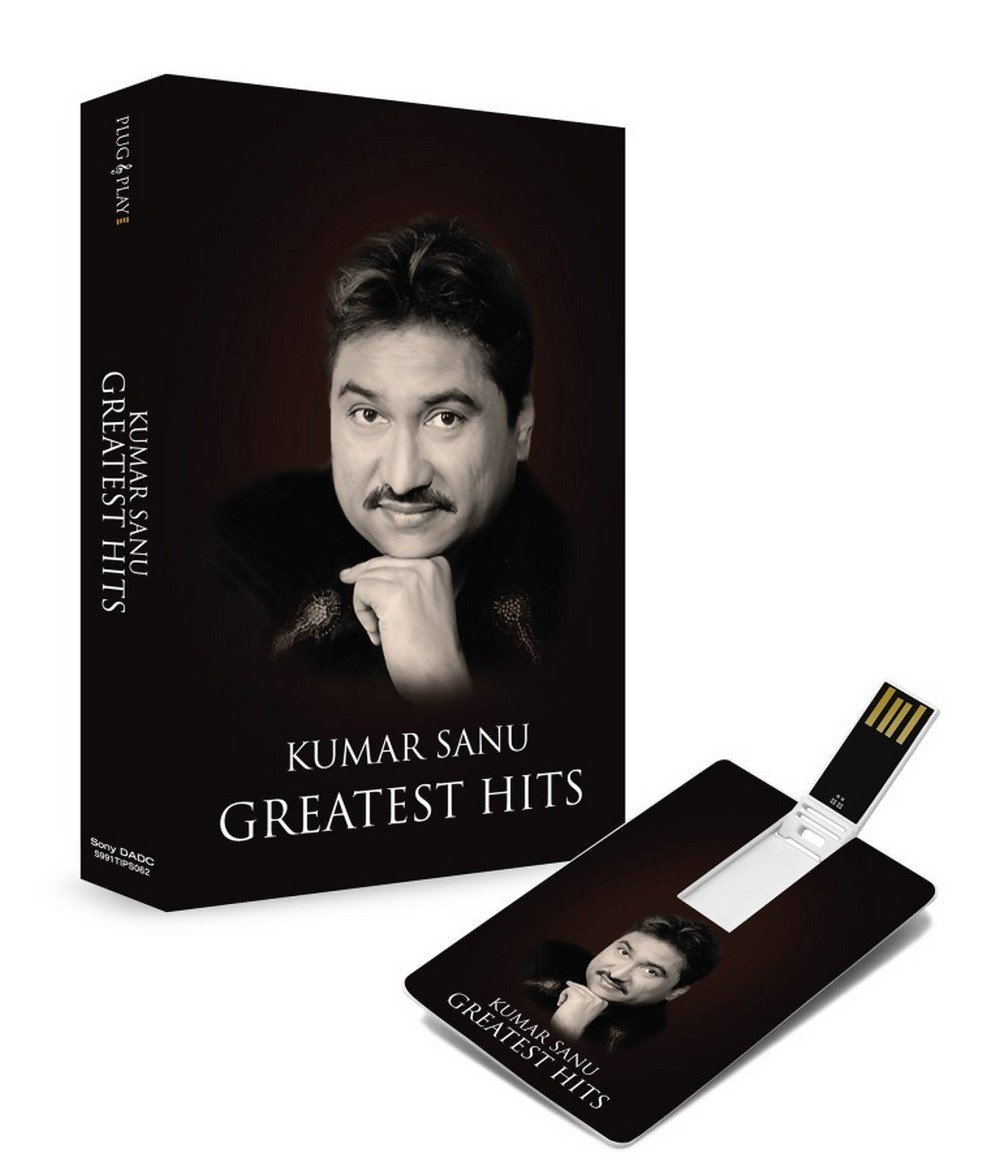 Music Card: Kumar Sanu - Greatest Hits (320 Kbps Mp3 Audio) (4 GB)