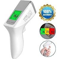 NURSAL Termometro Neonato, Termometro Frontale Infrarossi a corpo
