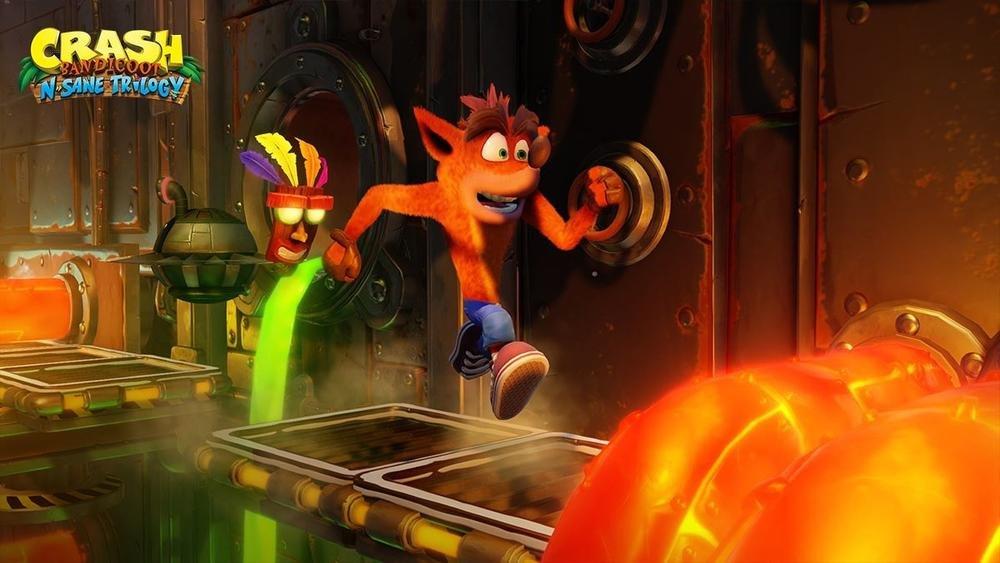 Crash Bandicoot Jeu Pc Games