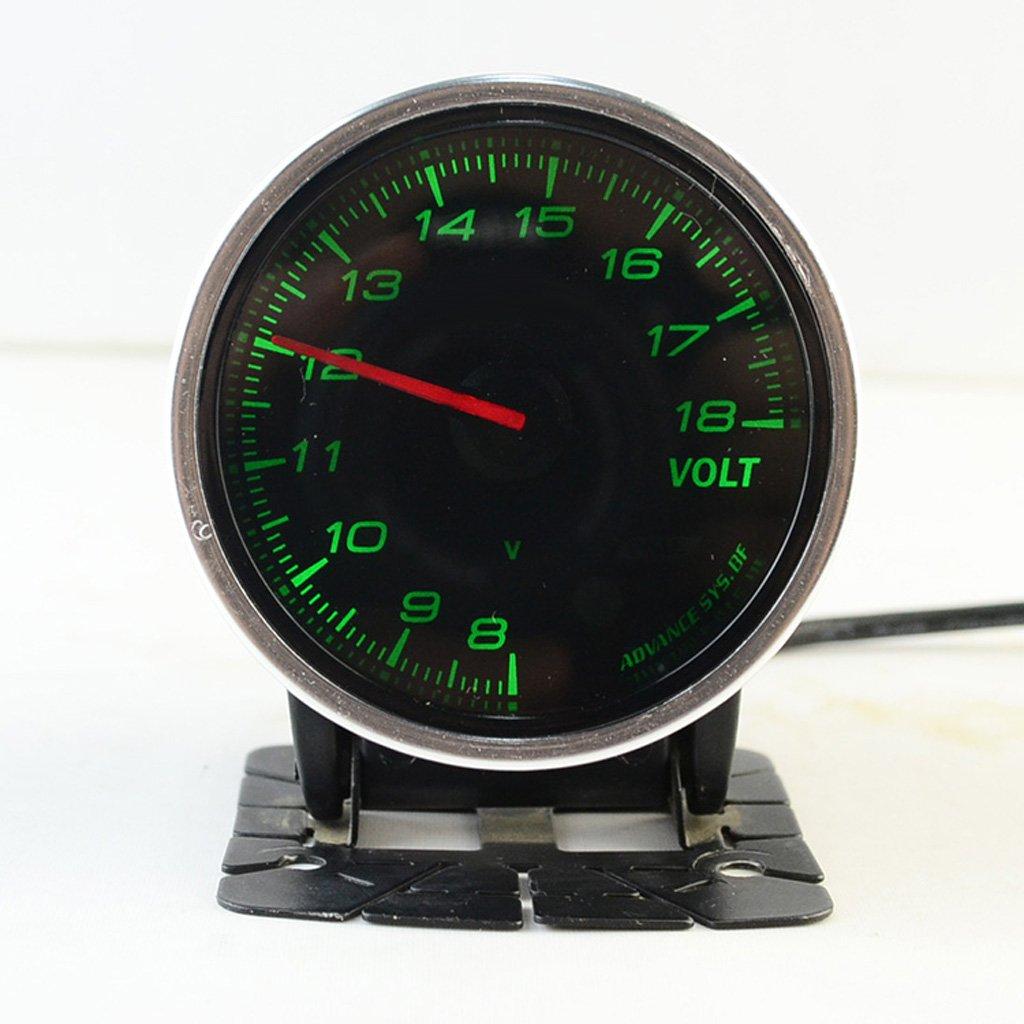 Jili Online Car Oil Temperature Temp Gauge 12 Volt 60mm 2.3 inch 50-150 Degrees Reading by Jili Online (Image #9)