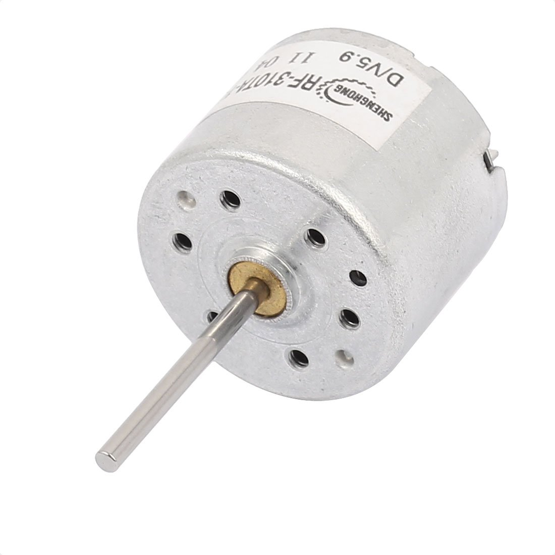 5Stk DC 3-6V 6500RPM hohe Geschwindigkeit Mikro DC-Elektromotor für Zubehör