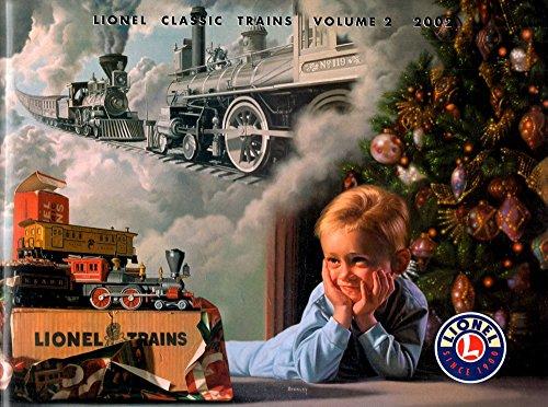 Lionel Classic Trains Catalog-Volume 2-2002