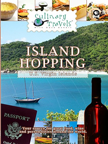 (Culinary Travels - Island Hopping US Virgin Islands)