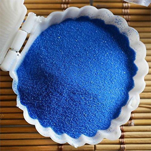 BalsaCircle 2 pounds Royal Blue Decorative Сolored Craft