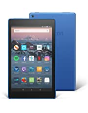 Fire HD 8 Tablet, 16 GB, Blue—with Special Offers