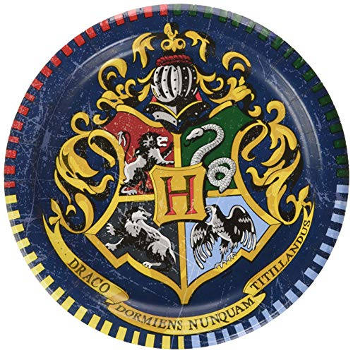 Harry Potter Paper Cake Plates, 8ct -