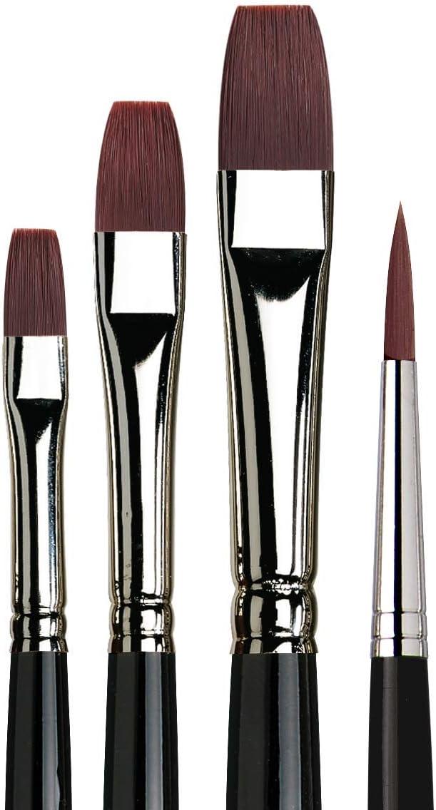5575-0 da Vinci Series 5575 Nova Miniature Retouch Synthetic Paintbrush Size 0